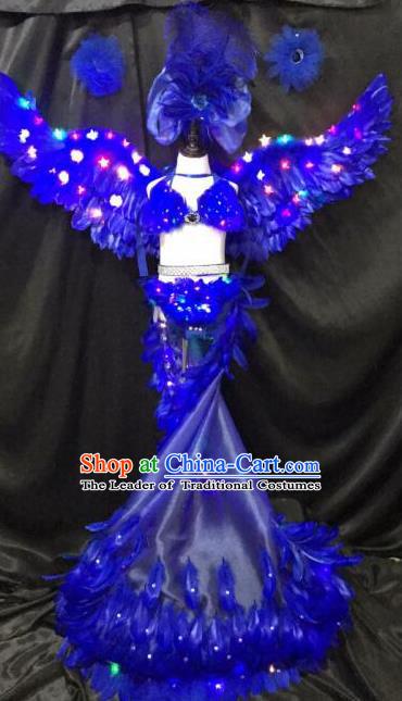 Brazilian Rio Carnival Samba Dance Costumes Halloween