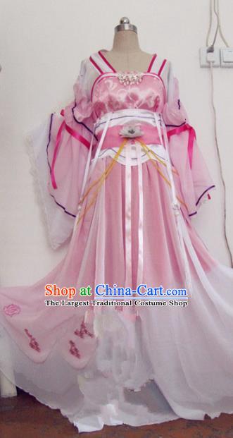 fc693f9fc Chinese_Traditional_Cosplay_Princess_Swordswoman_Costume_Ancient_Peri_Goddess_Rosy_Hanfu_Dress_for_Women.jpg